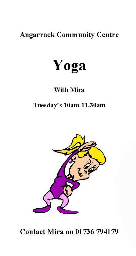 Yoga with Mira